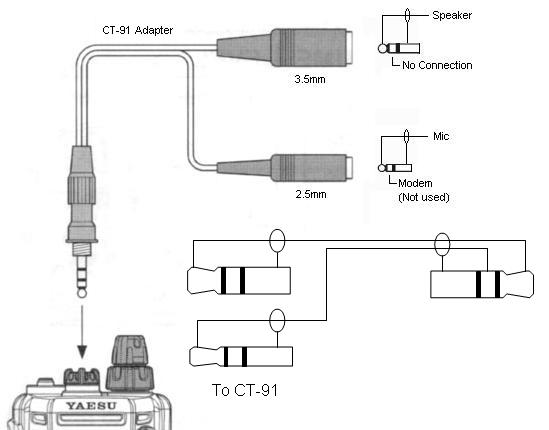 Building a Helmet Headset   PTT for a YaesuVertex VX150170 2M Handheld Transceiver
